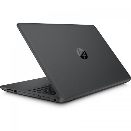 Laptop HP 250 G6, Intel Core i3-6006U, 15.6inch, RAM 4GB, HDD 500GB, AMD Radeon 520 2GB, Free Dos, Dark Ash Silver