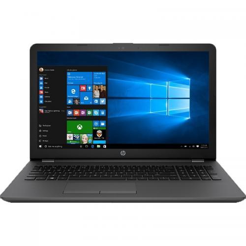 Laptop HP 250 G6, Intel Core i3-6006U, 15.6inch, RAM 4GB, HDD 500GB, Intel HD Graphics 520, Windows 10 Pro, Dark Ash Silver