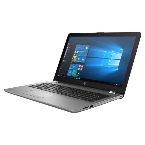 Laptop HP 250 G6, Intel Core I3-7020U, 15.6inch, RAM 4GB, SSD 256GB, Intel HD Graphics 620, Windows 10 Pro, Grey
