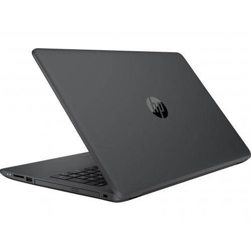 Laptop HP 250 G6, Intel Core i5-7200U, 15.6inch, RAM 4GB, SSD 256, Intel HD Graphics 620, Windows 10, Dark Ash Silver