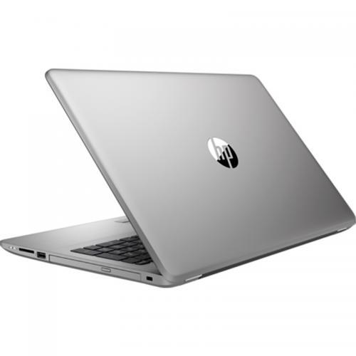 Laptop HP 250 G6, Intel Core i5-7200U, 15.6inch, RAM 8GB, SSD 256GB, Intel HD Graphics 620, Windows 10, Silver