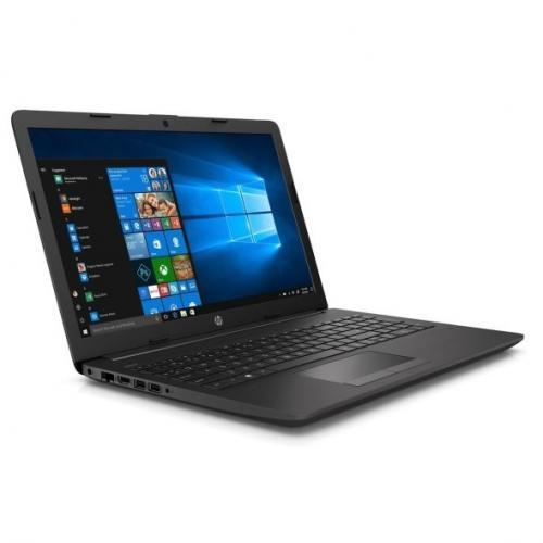 Laptop HP 250 G7, Intel Core i3-7020U, 15.6inch, RAM 4GB, HDD 1TB, Intel HD Graphics 620, Free DOS, Dark Ash