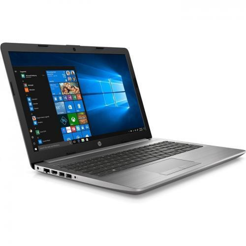 Laptop HP 250 G7, Intel Core i3-7020U, 15.6inch, RAM 4GB, SSD 128GB, Intel HD Graphics 620, Free DOS, Silver