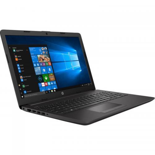 Laptop HP 250 G7, Intel Core i5-8265U, 15.6inch, RAM 8GB, SSD 256GB, nVidia GeForce MX110 2GB , Windows 10 Pro, Dark Ash Silver