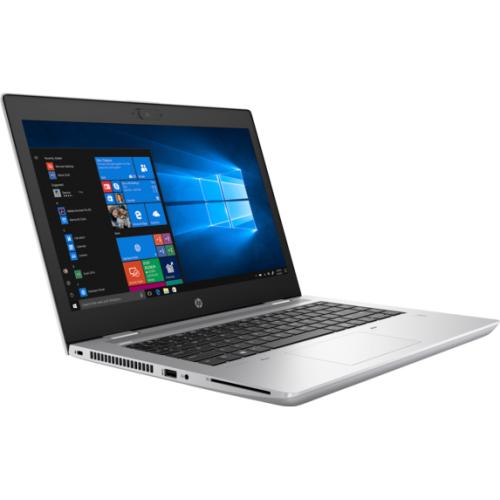 Laptop HP EliteBook 640 G5, Intel Core i5-8365U, 14inch, RAM 8GB, SSD 256GB, Intel UHD Graphics 620, 4G, Windows 10 Pro, Silver