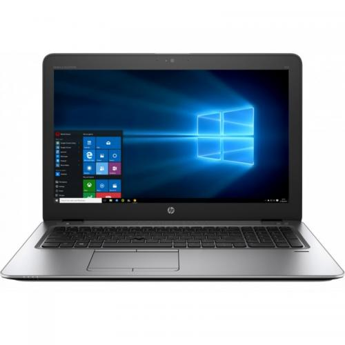 Laptop HP EliteBook 850 G4, Intel Core i7-7500U, 15.6inch, RAM 8GB, SSD 512GB, Intel HD Graphics 620, 4G, Windows 10 Pro, Silver