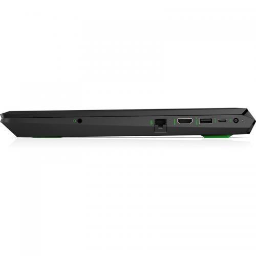 Laptop HP Pavilion 15-cx0001nq, Intel Core i5-8300H, 15.6inch, RAM 8GB, SSD 256GB, nVidia GeForce GTX 1050 Ti 4GB, Free Dos, Shadow Black