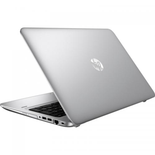 Laptop HP Probook 450 G4, Intel Core i5-7200U, 15.6inch, RAM 8GB, HDD 500GB, Intel HD Graphics 620, Windows 10 Pro, Silver + MS Office Home&Business 2016 + Geanta inclusa