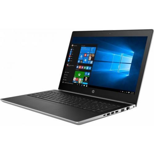 Laptop HP Probook 450 G5, Intel Core i5-8250U, 15.6inch, RAM 8GB, HDD 1TB + SSD 256GB, Intel UHD Graphics 620, Windows 10 Pro, Silver