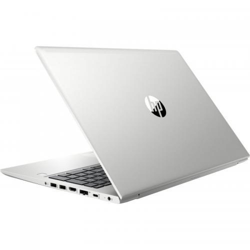 Laptop HP ProBook 450 G6, Intel Core i3-8145U, 15.6inch, RAM 4GB, HDD 1TB, Intel UHD Graphics 620, FreeDos, Silver