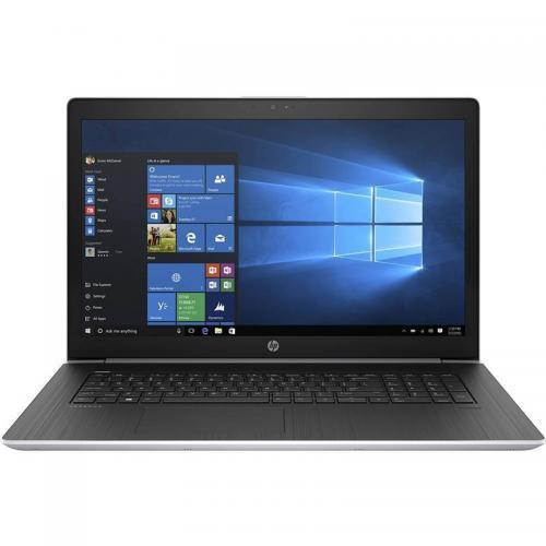 Laptop HP ProBook 470 G5, Intel Core i5-8250U, 17.3inch, RAM 8GB, SSD 256GB, nVidia GeForce 930MX 2GB, Windows 10 Pro, Silver