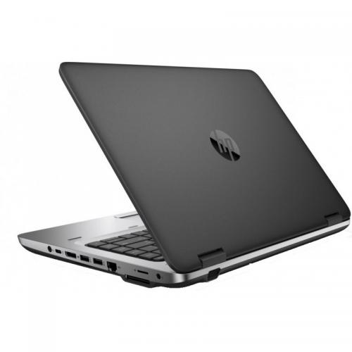 Laptop HP ProBook 640 G3, Intel Core i3-7100U, 14inch, RAM 8GB, SSD 256GB, Intel HD Graphics 620, Windows 10 Pro, Black