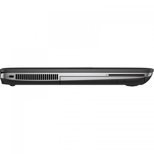 Laptop HP ProBook 640 G3, Intel Core i5-7200U, 14inch, RAM 8GB, HDD 500GB, Intel HD Graphics 620, Windows 10 Pro, Antracit