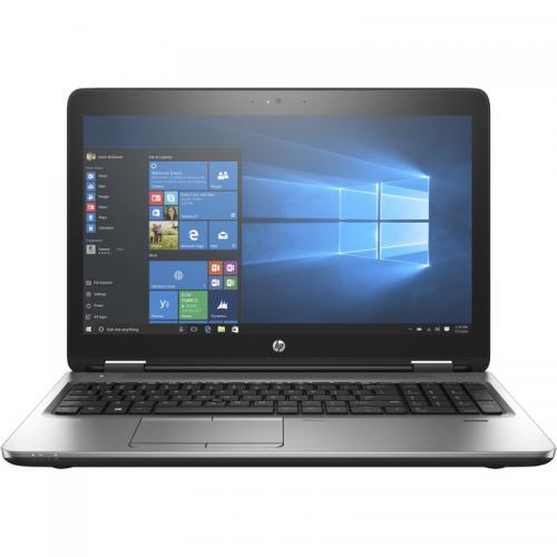 Laptop HP ProBook 650 G3, Intel Core i5-7200U, 15.6inch, RAM 8GB, HDD 1TB, Intel HD Graphics 620, Windows 10 Pro, Black-Silver