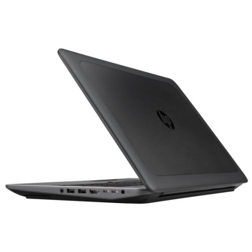 Laptop HP ZBook 15 G3, Intel Core i7-6820HQ, 15.6inch, RAM 16GB, SSD 512GB, nVidia Quadro M2000M 4GB, Windows 7 Pro + Windows 10 Pro, Black