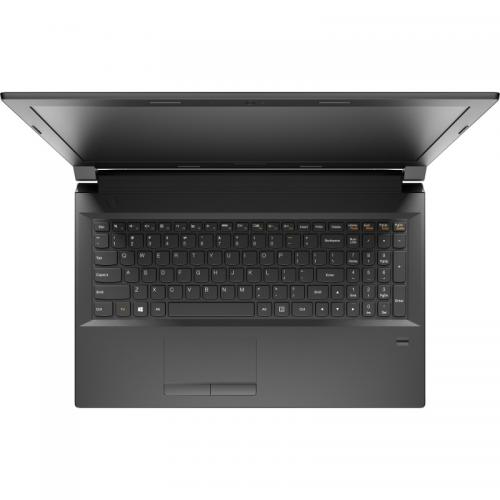 Laptop Lenovo B50-80, Intel Core i3-5005U, 15.6inch, RAM 4GB, HDD 1TB, AMD Radeon R5 M330 2GB, Free Dos, Black