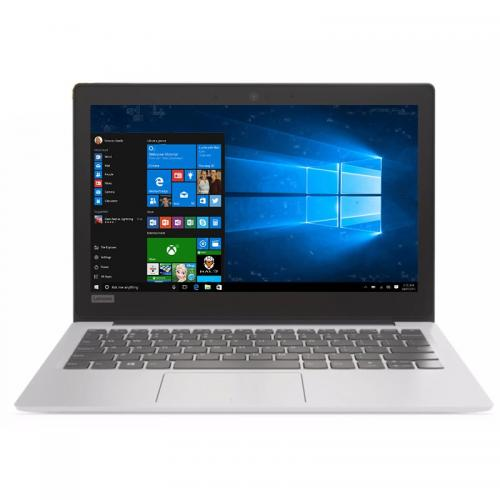 Laptop Lenovo IdeaPad 120S-11IAP, Intel Celeron Dual Core N3350, 11.6inch, RAM 2GB, eMMC 32GB , Intel HD Graphics 500, Windows 10, Blizzard White