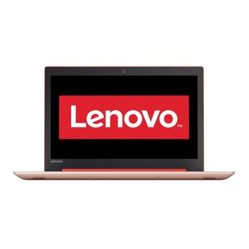 Laptop Lenovo IdeaPad 320-15AST, AMD A6-9220, 15.6inch, RAM 4GB, HDD 500GB, AMD Radeon R4, Free Dos, Coral Red