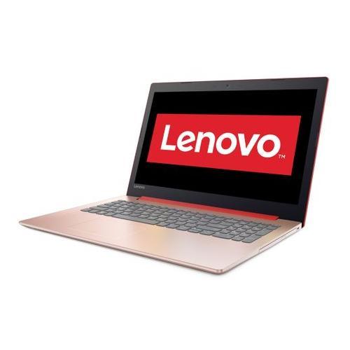 Laptop Lenovo IdeaPad 320-15AST, AMD A6-9220, 15.6inch, RAM 4GB, HDD 500GB, AMD Radeon R4, Free Dos, Coral Red