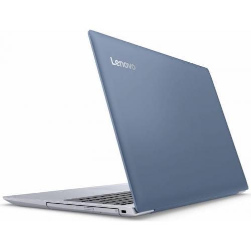 Laptop Lenovo IdeaPad 320-15AST, AMD A9-9420 APU Quad Core, 15.6inch, RAM 4GB, HDD 500GB, AMD Radeon R5 Graphics, Free Dos, Blue