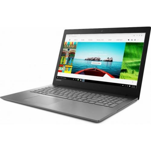 Laptop Lenovo IdeaPad 320-15IKB, Intel Core i5-7200U, RAM 4GB, HDD 500GB, Inte HD Graphics 620, Windows 10 Pro, Black