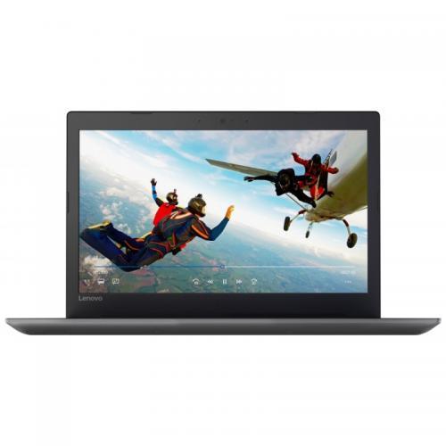 Laptop Lenovo IdeaPad 320-15ISK, Intel Core i3-6006U, 15.6inch, RAM 4GB, HDD 500GB, Intel HD Graphics 520, Windows 10, Black