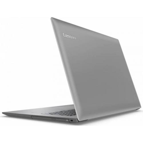 Laptop Lenovo IdeaPad 320-17ISK, Intel Core i3-6006U, 17.3inch, RAM 4GB, HDD 1TB, nVidia GeForce 920MX 2GB, Free Dos, Silver