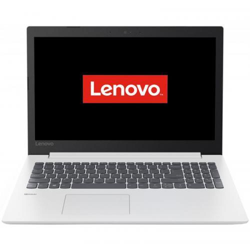 Laptop Lenovo IdeaPad IP330-15ARR, AMD Ryzen 3 2200U, 15.6inch, RAM 4GB, SSD 256GB, AMD Radeon Vega 3, FreeDos, Blizzard White