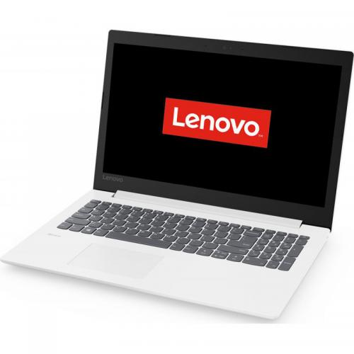 Laptop Lenovo IdeaPad IP330-15ARR, AMD Ryzen 3 2200U, 15.6inch, RAM 4GB, SSD 256GB, AMD Radeon Vega 3, FreeDos, Blizzard White