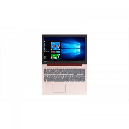 Laptop Lenovo IdeaPad IP330-15IGM, Intel Celeron Quad Core N4100, 15.6inch, RAM 4GB, SSD 128GB, Intel UHD Graphics 600, FreeDos, Coral Red