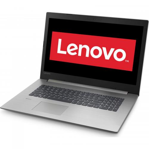 Laptop Lenovo IdeaPad IP330-15IKBR, Intel Core i5-8250U, 15.6inch, RAM 8GB, SSD 512GB, Intel UHD Graphics 620, FreeDos, Platinum Grey