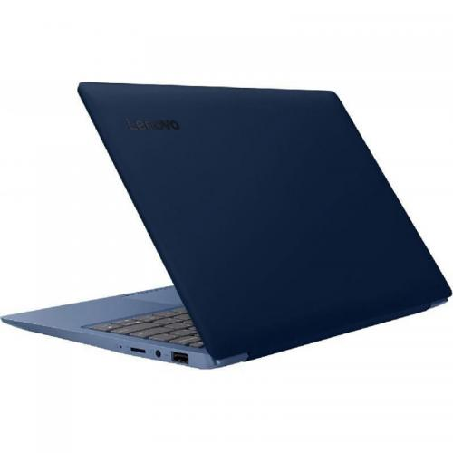 Laptop Lenovo IdeaPad S130-14IGM, Intel Pentium Quad Core Silver N5000, 14inch, RAM 4GB, eMMC 64GB, Intel UHD Graphics 605, Windows 10 S, Mid Night Blue