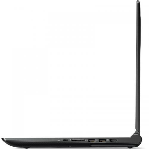 Laptop Lenovo Legion Y520, Intel Core i7-7700HQ, 15.6inch, RAM 8GB, HDD 1TB, nVidia GeForce GTX 1050 4GB, Windows 10, Black