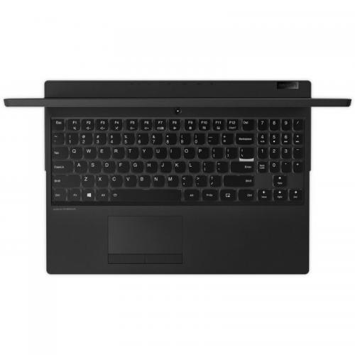 Laptop Lenovo Legion Y530-15ICH, Intel Core i5-8300H, 15.6inch, RAM 8GB, SSD 512GB, nVidia GeForce GTX 1060 6GB, FreeDos, Black