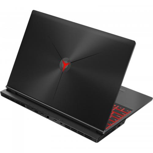 Laptop Lenovo Legion Y7000, Intel Core i7-9750H, 15.6inch, RAM 8GB, SSD 256GB, nVidia GeForce GTX 1650 4GB, FreeDos, Black