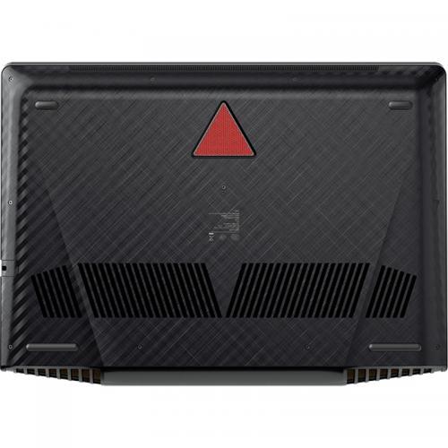 Laptop Lenovo Legion Y720, Intel Core i7-7700HQ, 15.6inch, RAM 16GB, HDD 1TB + SSD 256GB, nVidia GeForce GTX 1060 6GB, Windows 10, Black