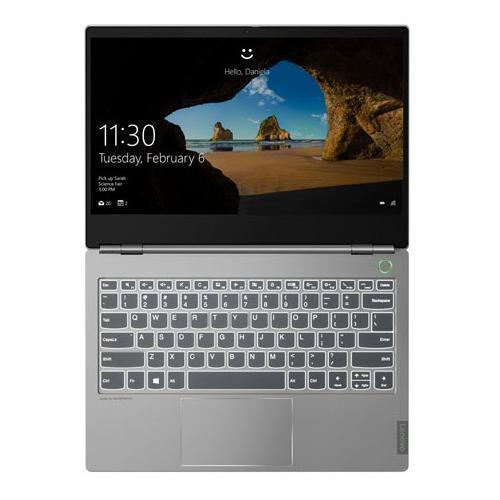 Laptop Lenovo ThinkBook 13s-IWL, Intel Core i7-8565U, 13.3inch, RAM 16GB, SSD 512GB, Intel UHD Graphics 620, Windows 10 Pro, Mineral Grey