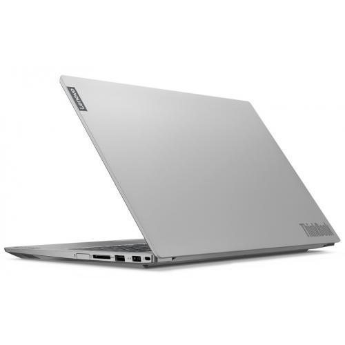 Laptop Lenovo ThinkBook 15-IML, Intel Core i7-10510U, 15.6inch, RAM 16GB, SSD 512GB, Intel UHD Graphics, No OS, Mineral Gray