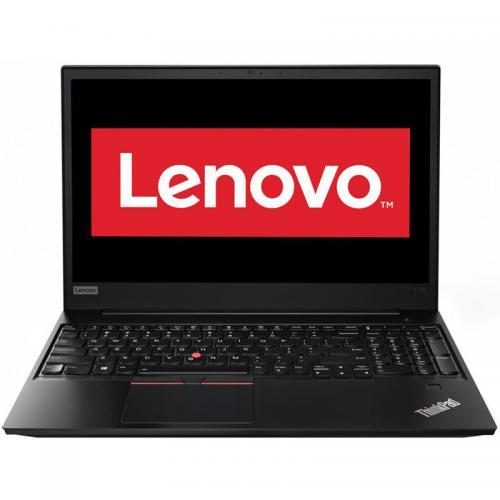 Laptop Lenovo ThinkPad E580, Intel Core i5-8250U, 15.6inch, RAM 8GB, SSD 256GB, Intel UHD Graphics 620, No OS, Black
