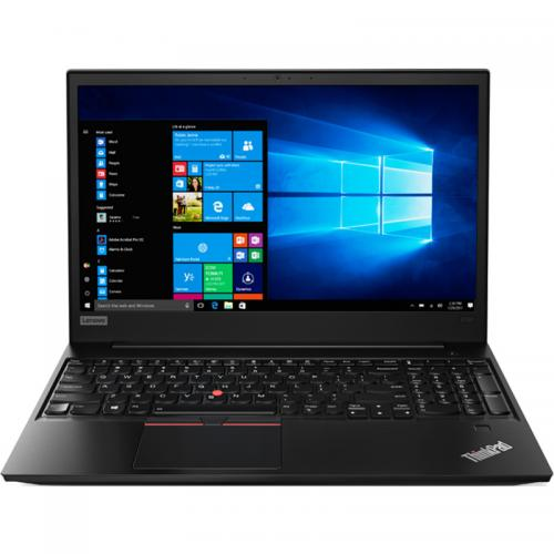 Laptop Lenovo ThinkPad E580, Intel Core i5-8250U, 15.6inch, RAM 8GB, SSD 256GB, Intel UHD Graphics 620, Windows 10 Pro, Black