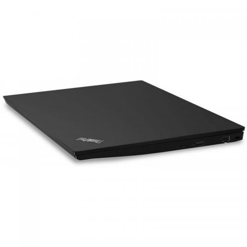 Laptop Lenovo ThinkPad E590, Intel Core i7-8565U, 15.6inch, RAM 8GB, HDD 1TB + SSD 256GB, Intel UHD Graphics 620, Windows 10 Pro, Black