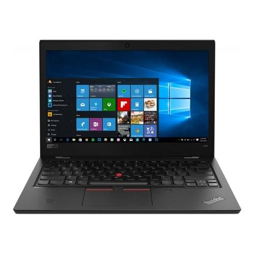 Laptop Lenovo ThinkPad L380, Intel Core i5-8550U, 13.3inch Touch, RAM 8GB, SSD 256GB, Intel UHD Graphics 620, Windows 10 Pro, Black