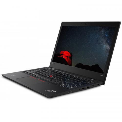 Laptop Lenovo ThinkPad L380, Intel Core i7-8550U, 13.3inch, RAM 8GB, SSD 512GB, Intel UHD Graphics 620, Windows 10 Pro, Black