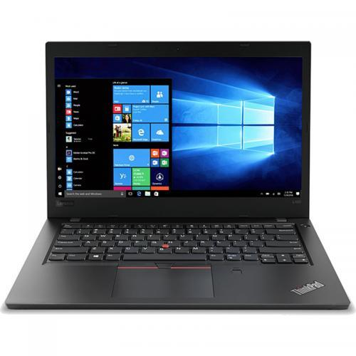 Laptop Lenovo ThinkPad L480, Intel Core i5-8250U, 14inch, RAM 8GB, HDD 1TB, Intel UHD Graphics 620, Windows 10 Pro, Black