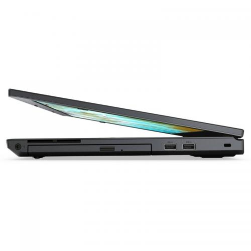 Laptop Lenovo ThinkPad L570, Intel Core i5-7200U,15.6inch, RAM 8GB, SSD 256GB, Intel HD Graphics 620, Free Dos, Midnight Black