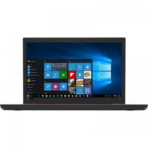 Laptop Lenovo ThinkPad L580, Intel Core i5-8250U, 15.6inch, RAM 8GB, SSD 256GB, Intel UHD Graphics 620, Windows 10 Pro, Black