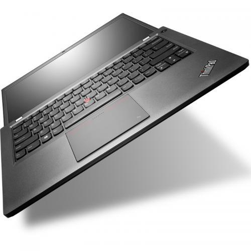 Laptop Lenovo ThinkPad T440p, Intel Core i5-4300M, 14inch, RAM 8GB, HDD 1TB + 16GB SSD, Intel HD Graphics 4600, Windows 7 Pro, Black
