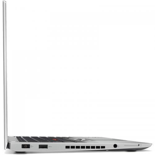 Laptop Lenovo ThinkPad T470s, Intel Core i7-7600U, 14inch Touch, RAM 16GB, SSD 512GB, Intel HD Graphics 620, 4G, Windows 10 Pro, Silver