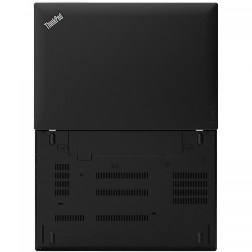 Laptop Lenovo ThinkPad T480, Intel Core i7-8550U, 14inch, RAM 16GB, SSD 512GB, nVidia GeForce MX150 2GB, Windows 10 Pro, Black