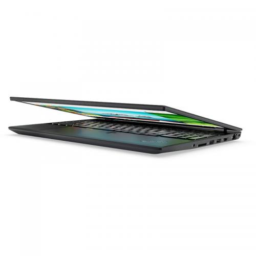 Laptop Lenovo ThinkPad T570, Intel Core i7-7500U, 15.6inch, RAM 8GB, SSD 512GB, Intel HD Graphics 620, Windows 10 Pro, Black